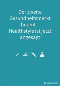 Zweiter Gesundheitsmarkt Whitepaper